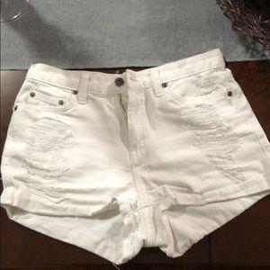 CARMAR white shorts